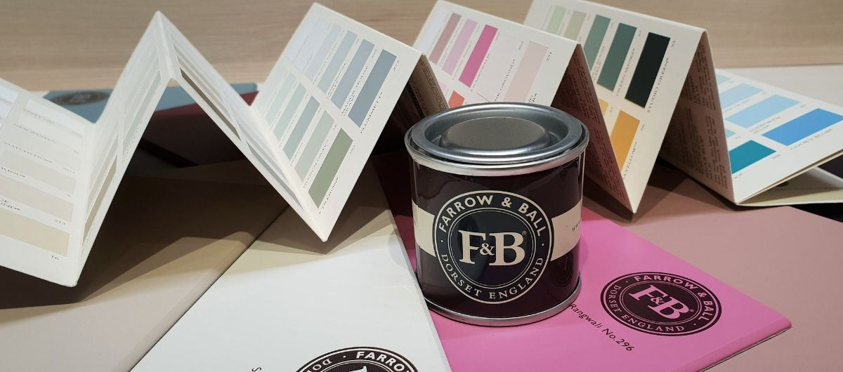 Farrow and Ball from Style Flooring of York