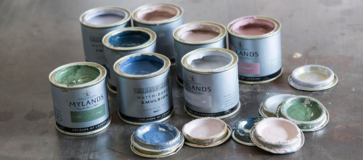 Mylands Paint