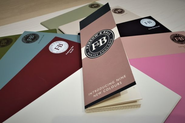 Farrow and Ball Brush Out Boards